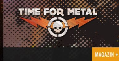Time for Metal Logo