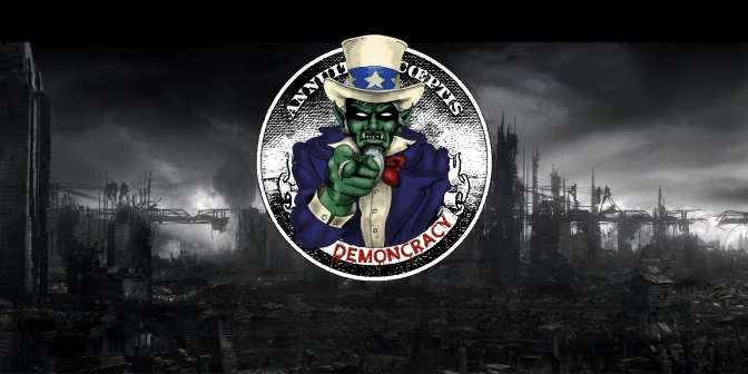 Listen to DEMONCRACY now!